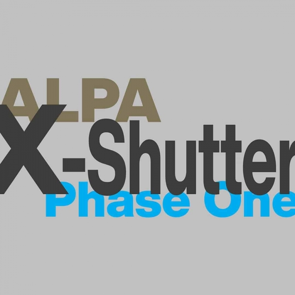 Modification of Existing ALPA Lens to X-shutter