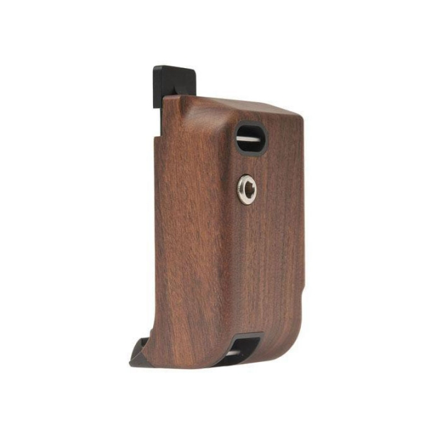 ALPA 12 TC handgrip, right side, rosewood natural